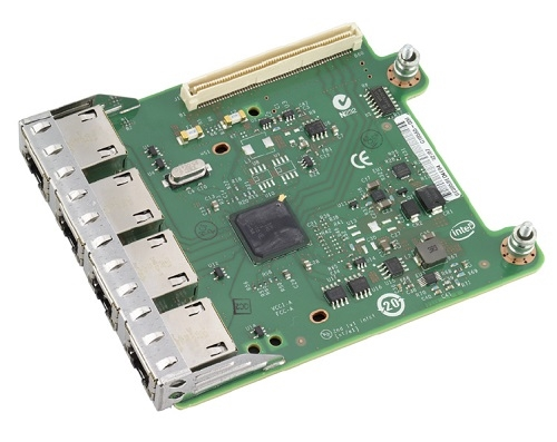 NETWORK INTERFACE CARD NETWORKING 4 PORT