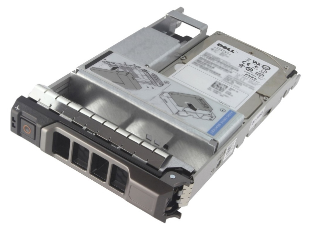 Dell Wmryf 600gb 10000rpm Sas 12gbps 2 5inch In 3 Hybrid Carrier Form Factor Internal Hard Drive With Tray For Edge Server