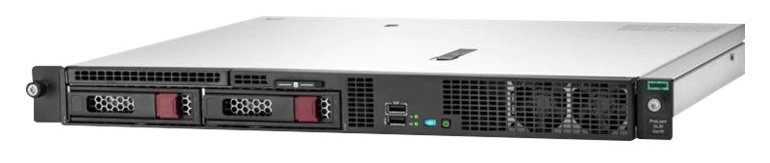 HPE P06477-B21 ProLiant DL20 Gen10 Intel Xeon E-2124/3.3Ghz 16gb Ram 1u Rack Server