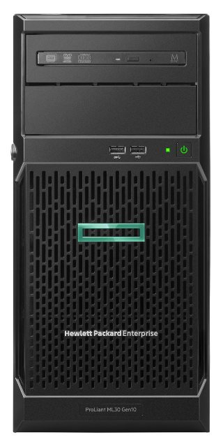 Hpe P06789-S01 ProLiant ML30 G10 E-2134 3.5GHz 16Gb Ddr4 Ram Server