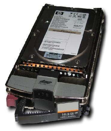 HP Refurbished 293556-B22 146GB 10k FC Hard Drive