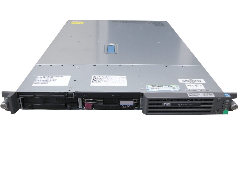 Proliant Dl360 Servers Xeon 3 2ghz