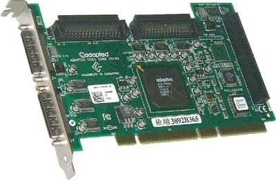 ADAPTEC SCSI CARD ULTRA160 TREIBER