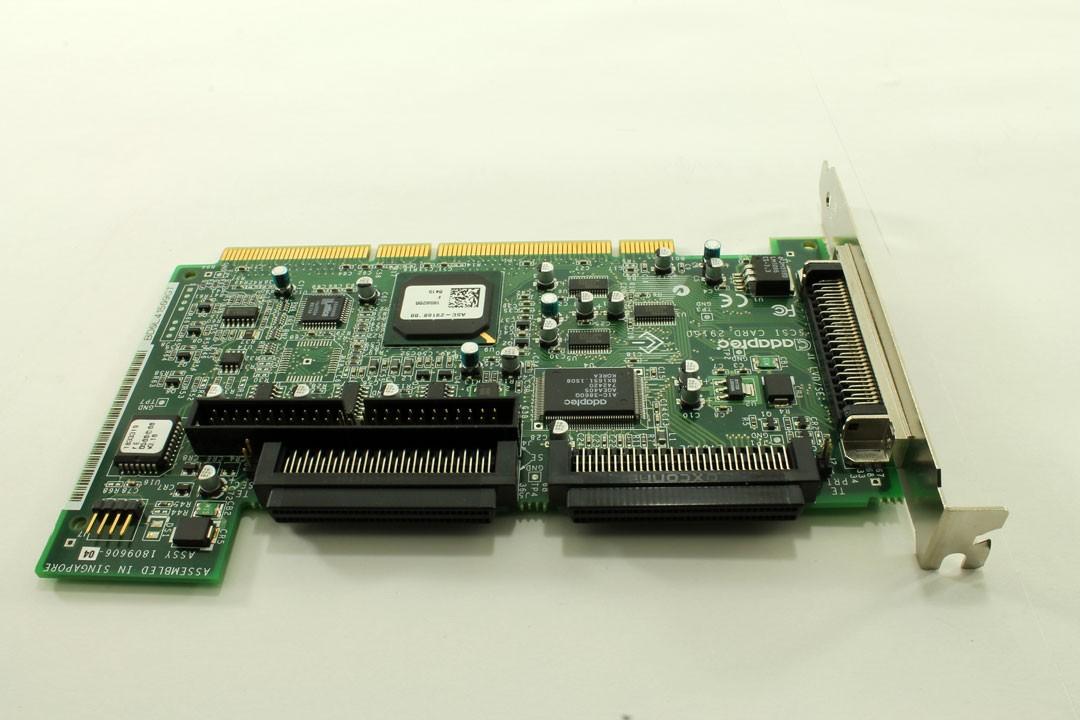 NEW DRIVERS: ADAPTEC 29160 SCSI CONTROLLER