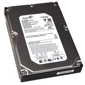 "Seagate Barracuda ES ST3750640NS 750GB 16MB SATA2 3.5/"" Hard Drive"