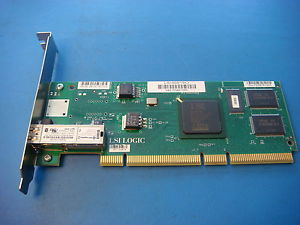 LSI LSI409190 2GB 64Bit 66MHz PCI Fibre Channel Host Bus Adapter