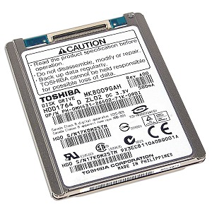 Toshiba HDD1764 80GB 4.2K 2MB Cache ATA/IDE-100 1.8